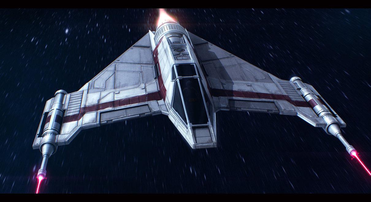 f wing star wars
