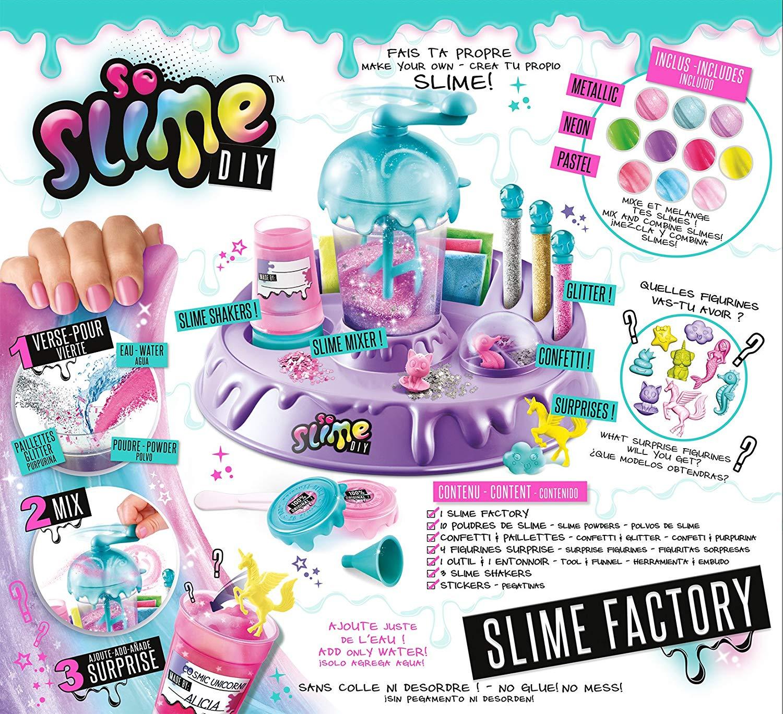 fabrique a slime factory