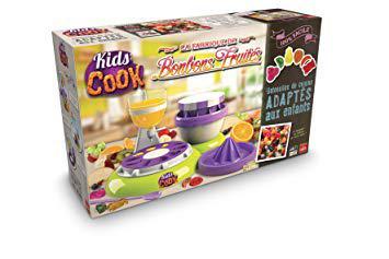 fabrique de bonbons fruités