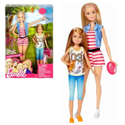 famille barbie
