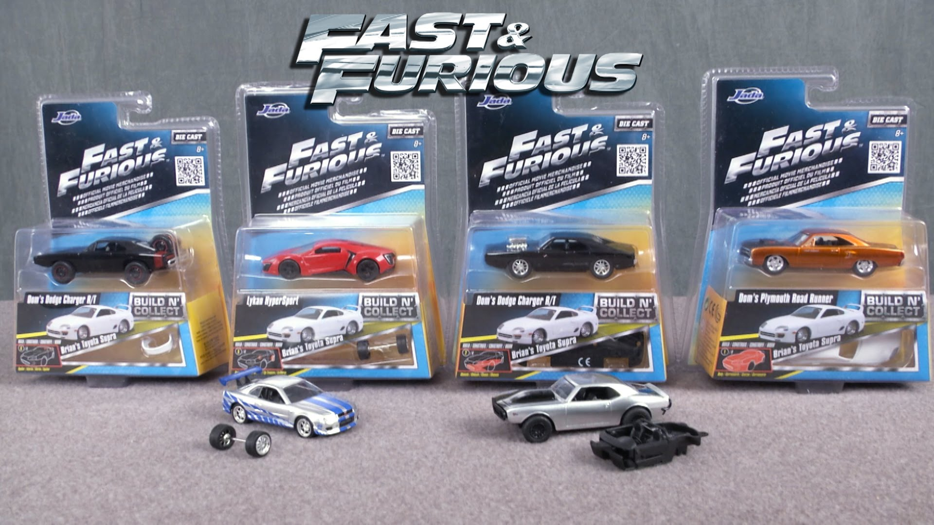 fast and furious tous