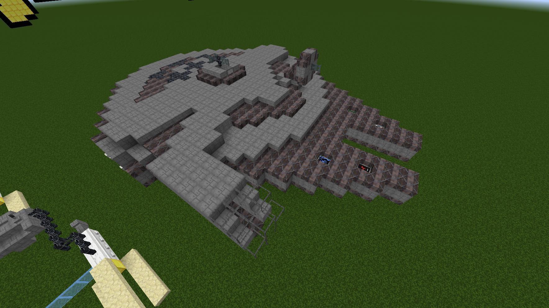 faucon millenium minecraft