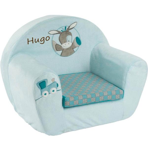 fauteuil personnalisé bébé