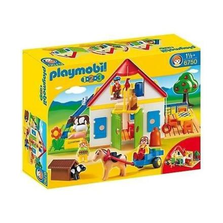 ferme playmobil 1er age
