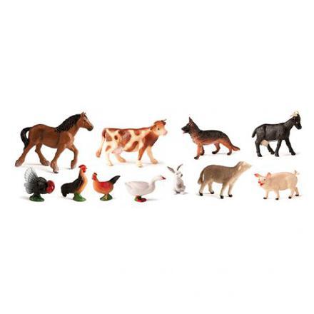 figurine animaux de la ferme