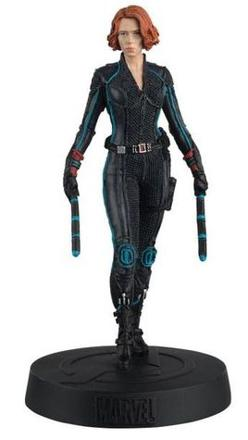 figurine black widow