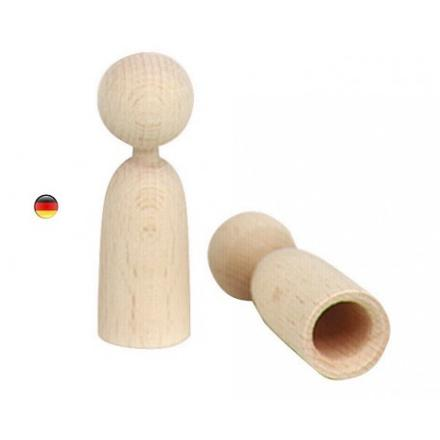 figurine bois