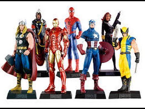 figurine collector marvel