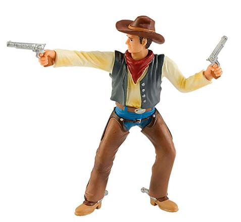 figurine cowboy