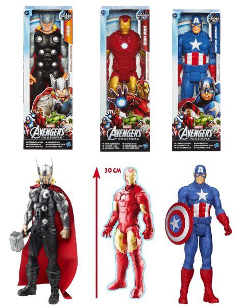 figurine de avengers