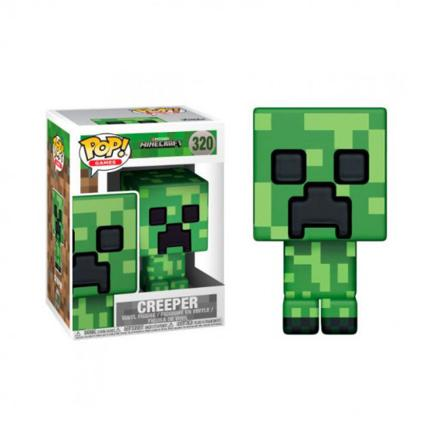 figurine de minecraft