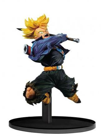 figurine dragon ball z trunks