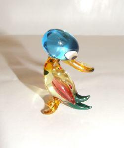 figurine en verre