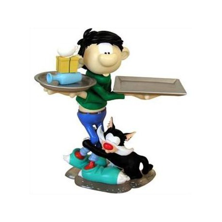 figurine gaston