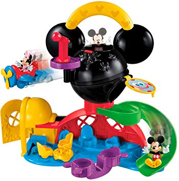 figurine maison de mickey fisher price