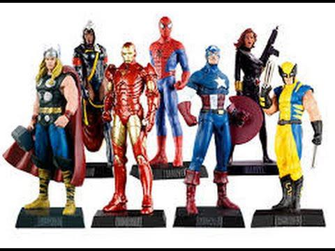 figurine marvel collection