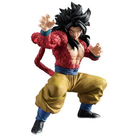 figurine sangoku super sayen 4