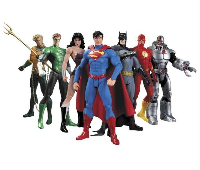 figurine super hero
