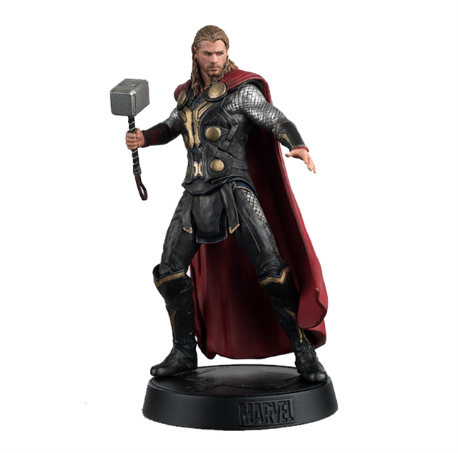 figurine thor marvel