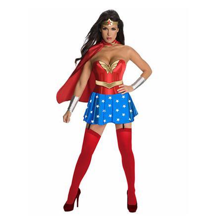 fille super heros