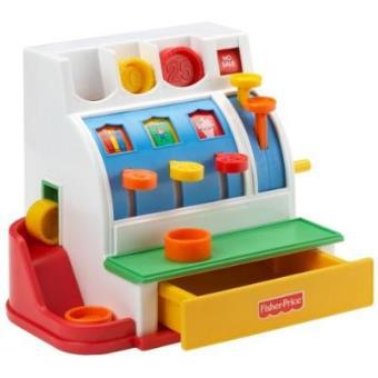 fisher price caisse enregistreuse