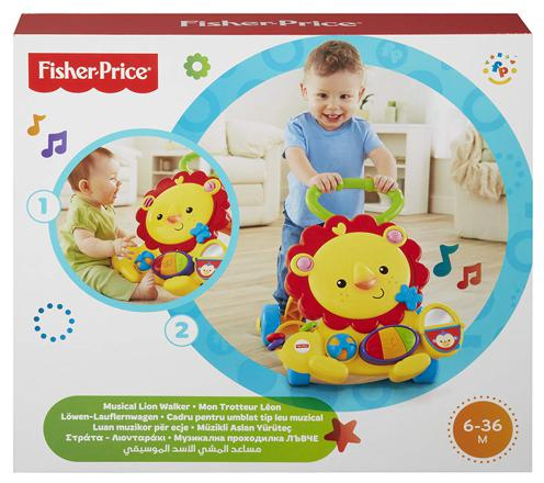 fisher price trotteur