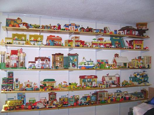 fisher price vintage collection