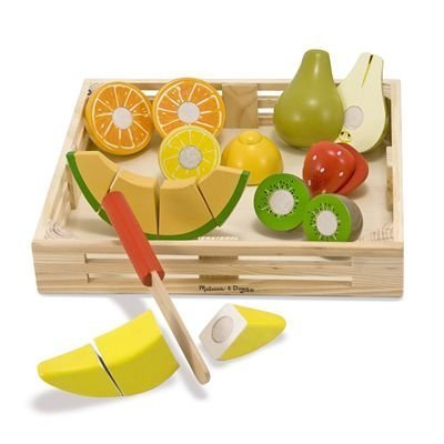 fruit en bois a decouper