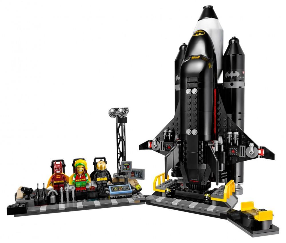 fusée en lego