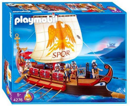 galère romaine playmobil