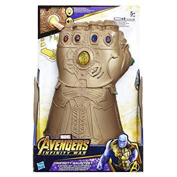 gant de l infini jouet
