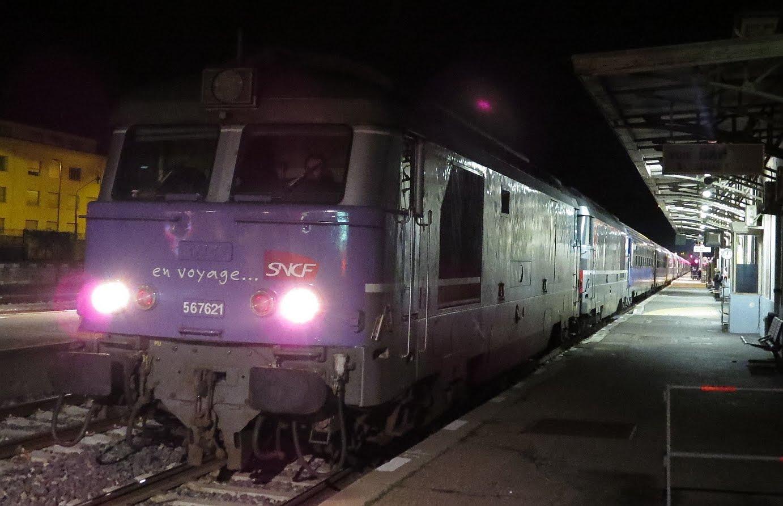 gap paris train