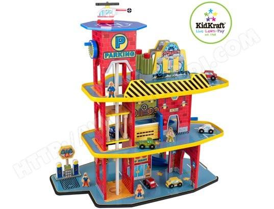 garage pour voiture enfant