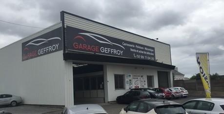 garage redon