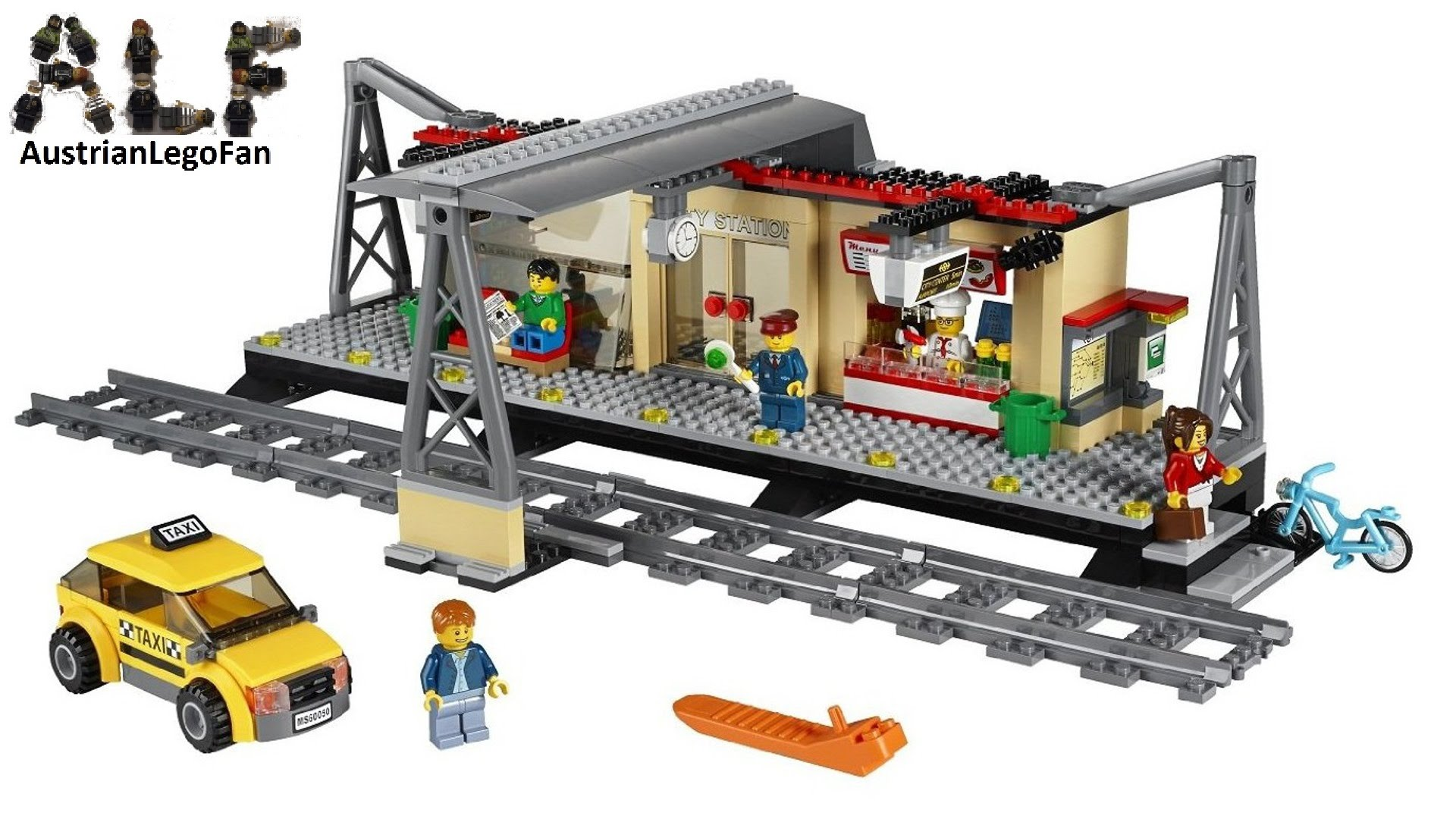 gare lego city