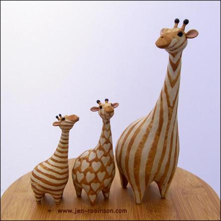 girafe à balles