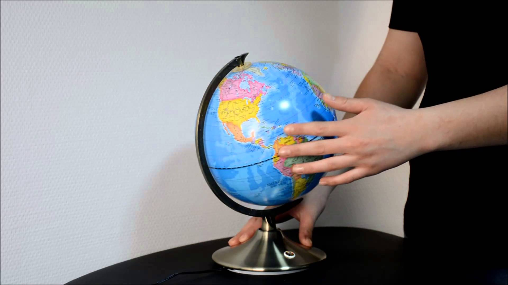 globe terrestre buki