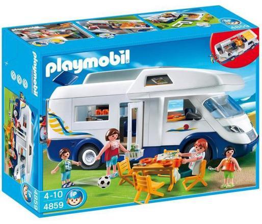 grand camping car playmobil