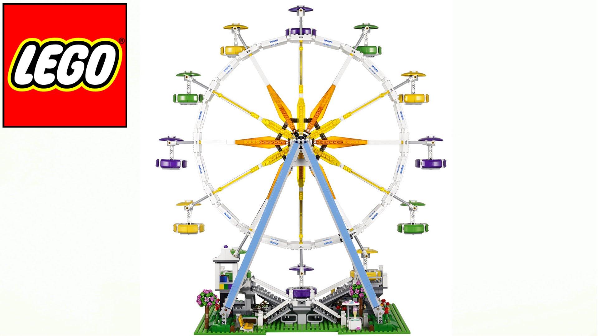 grande roue lego