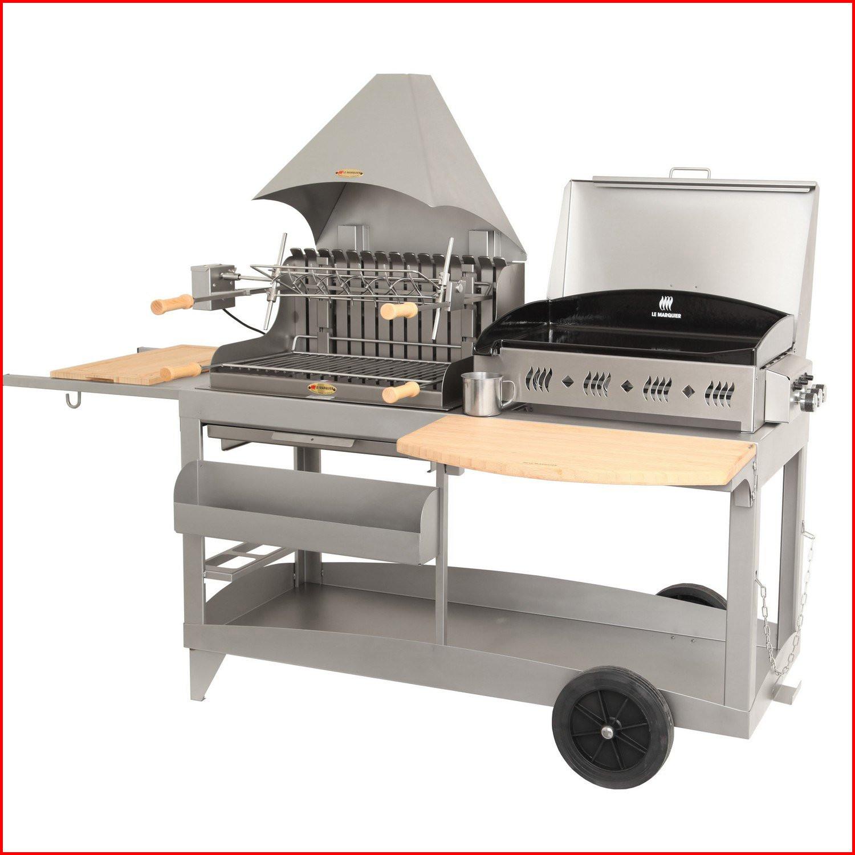 grill et plancha