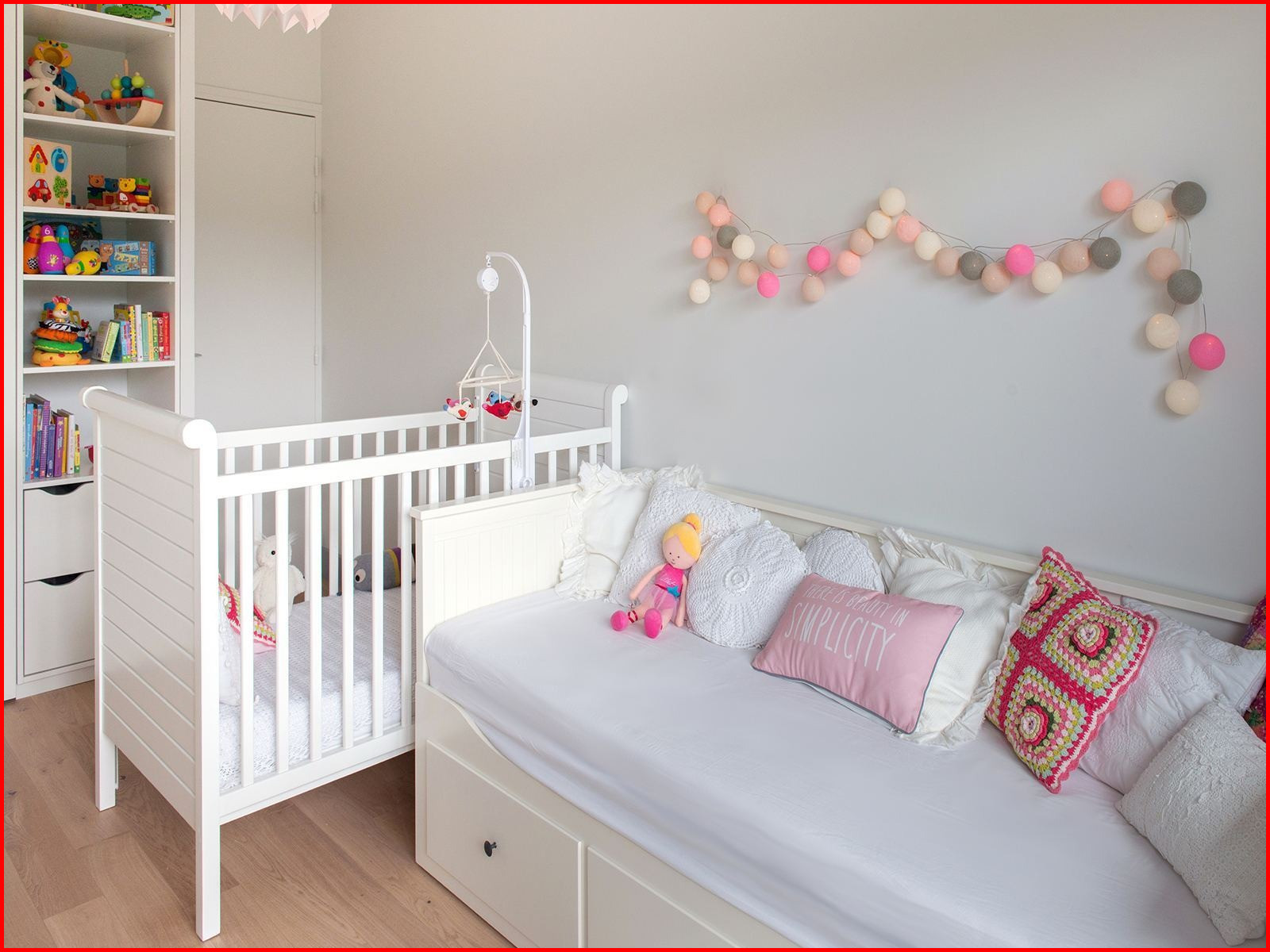 guirlande lumineuse chambre fille