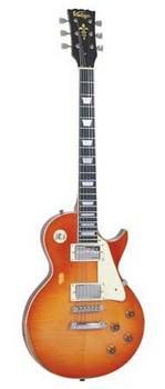 guitare de marque vintage