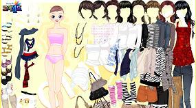 habiller des filles