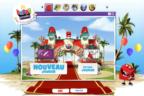 happy studio jeux