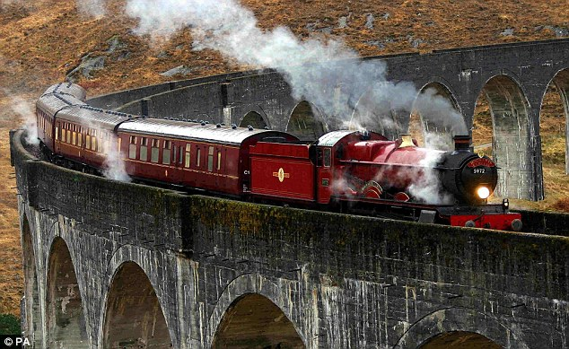 harry potter poudlard express