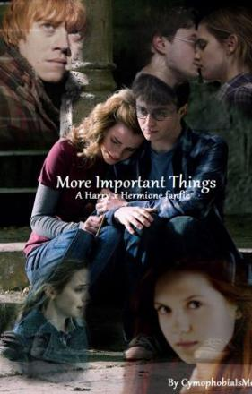 harry x hermione
