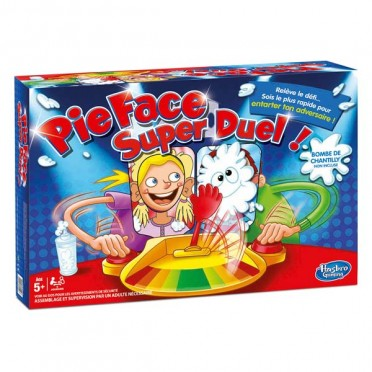 hasbro pie face super duel