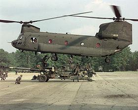 helicoptere chinook