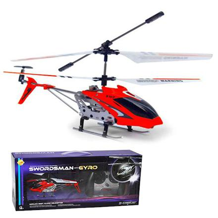 helicoptere commande