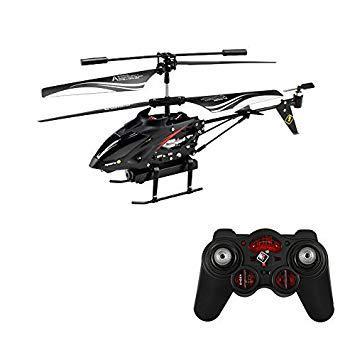 helicoptere exterieur avec camera
